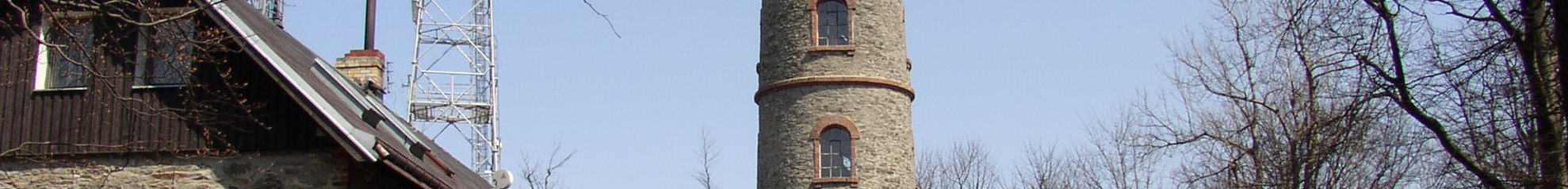 Tower in the neighborhood